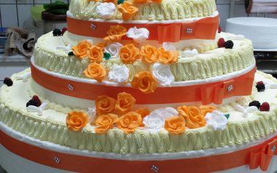 Torta-Sposa-arancione-e1494663646755
